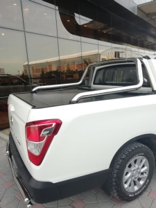 SsangYong Musso Rollbar